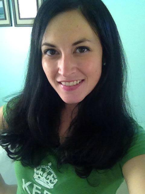 Tiffany Hussell, West Virginia