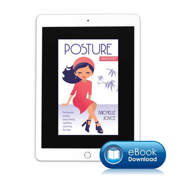 Posture Makeover eBook (ePub/PDF download)